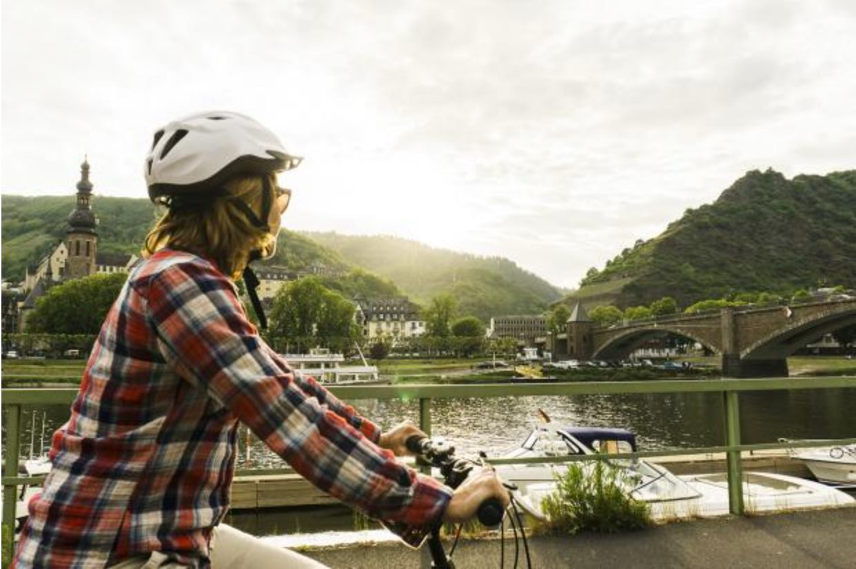 Radtouren an der Mosel Ferienhaus Mosel Chalets