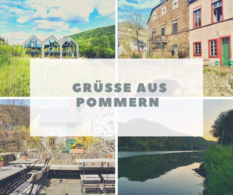 Einblicke Pommern Mosel