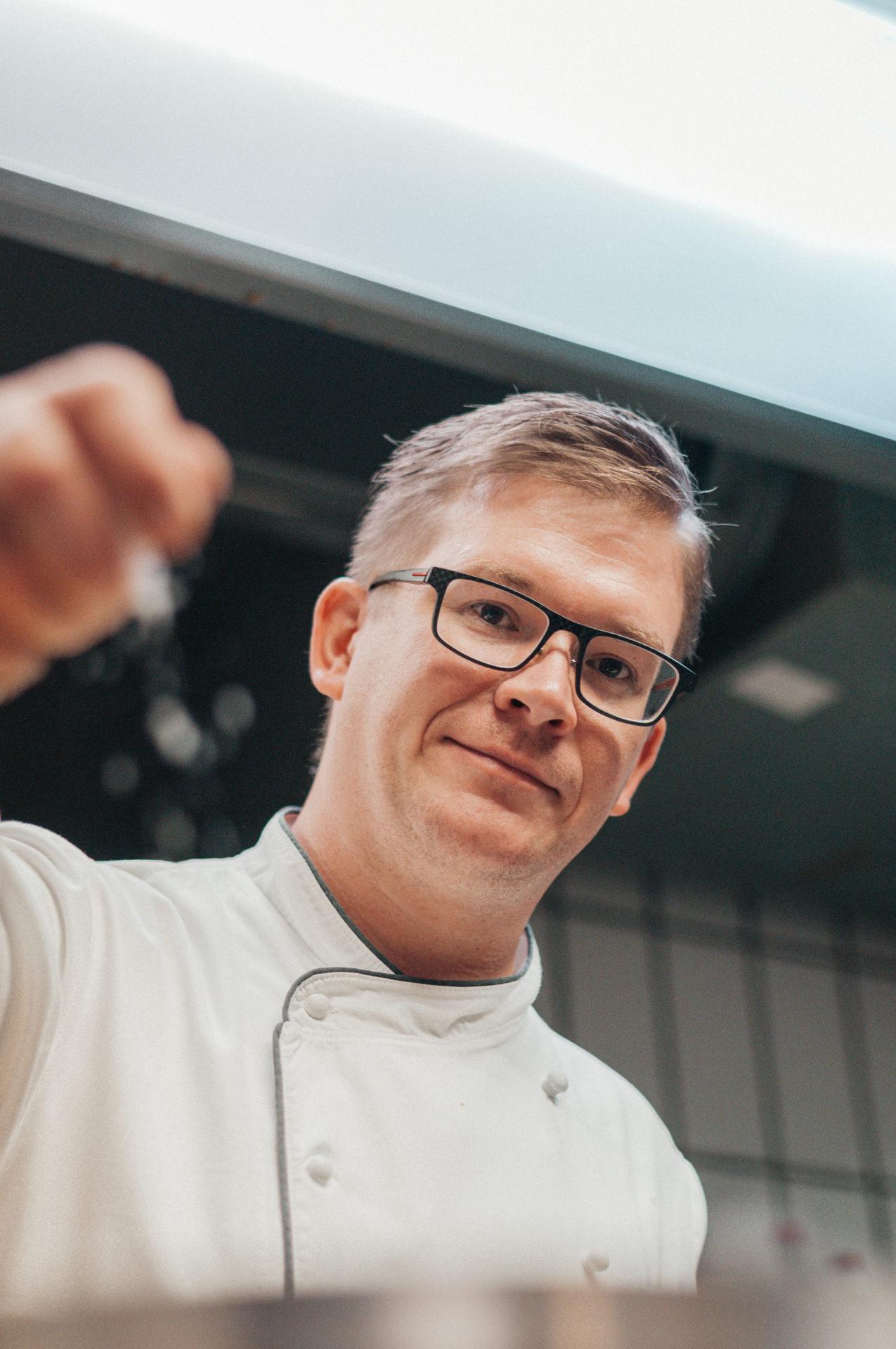 Ferienhaus Mosel - Vorstellung Sascha Birkenbeil vom Restaurant Onkel Otto in Pommern